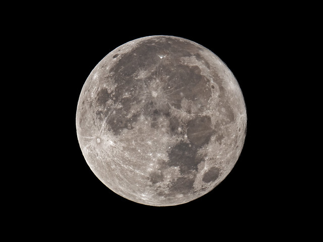 Full Moon September 14, 2019