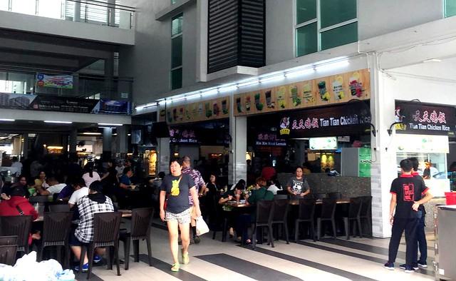 Gala Food Court