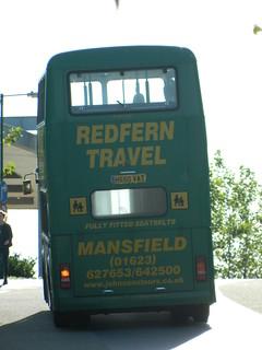 johnson bros redfern travel H550 VAT rear