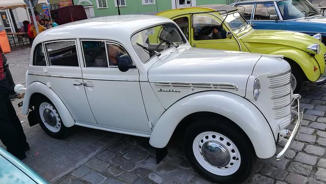 Moskvich M-401 Russian Cars Oldtimer (c) 2019 Берни Эггерян :: rumoto images 160504