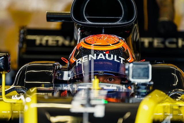 Jack Aitken - Renault F1