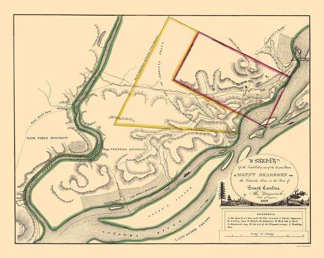 Mount Dearborn SC 1809