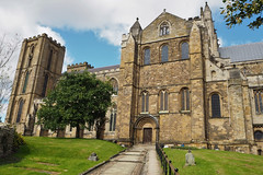 Ripon Cathedral, Ripon, North Yorkshire, UK