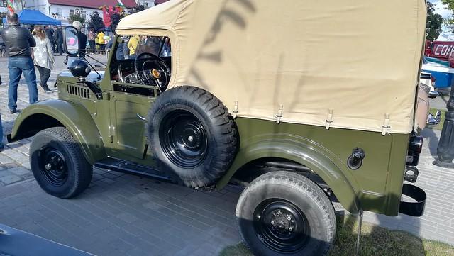 Russian Cars 4x4 Oldtimer (c) 2019 Берни Эггерян :: rumoto images 160016
