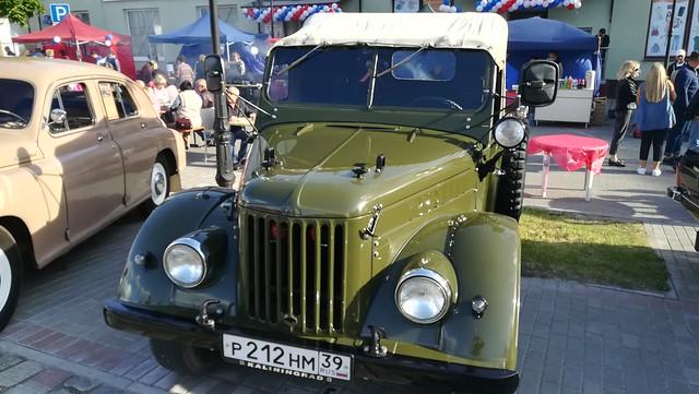 Russian Cars 4x4 Oldtimer (c) 2019 Берни Эггерян :: rumoto images 160815