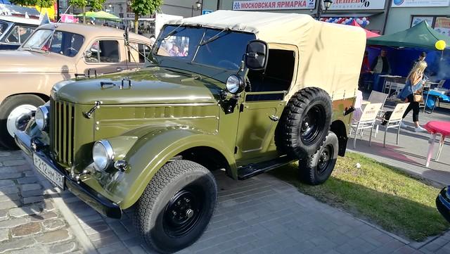 Russian Cars 4x4 Oldtimer (c) 2019 Берни Эггерян :: rumoto images 160805