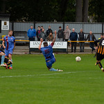 Kai Ross (8) get Huntly back in the game