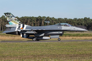 "Belgian Air Force F-16AM FA-57 ""75 years D-DAY"" 