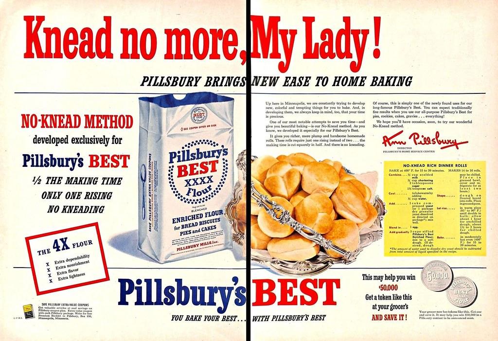 Pillsbury's 1949