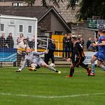 Declan Milne levels to make it 2-2