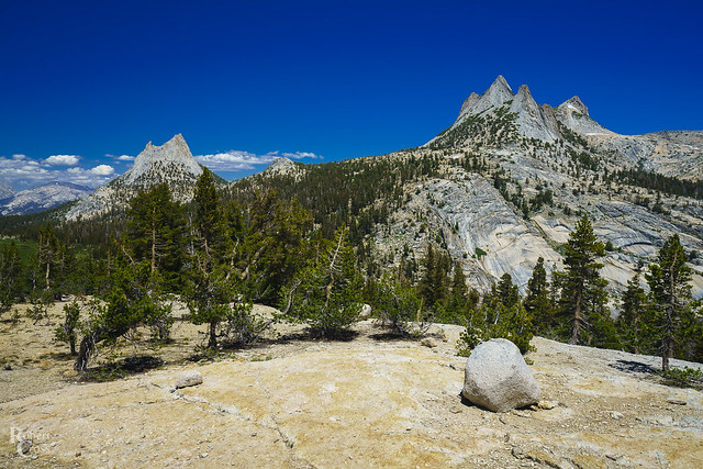 Yosemite's Cathedrals
