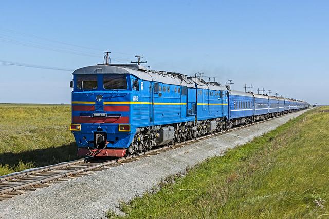 BCh passenger train