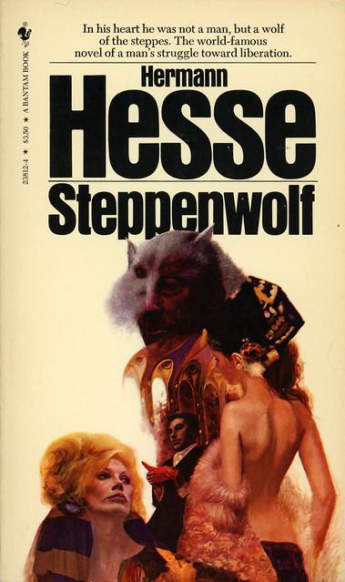 Bantam Books 23812-4 - Hermann Hesse - Steppenwolf