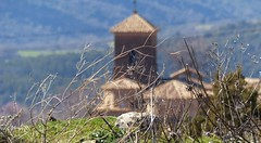 Yaso (Somontano, Huesca, Sp) – La iglesia románica de San Andrés Apóstol