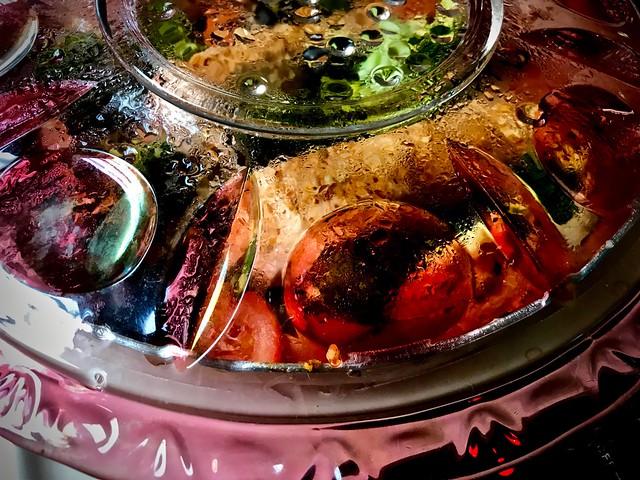 Salmon and Vegetable Sautés