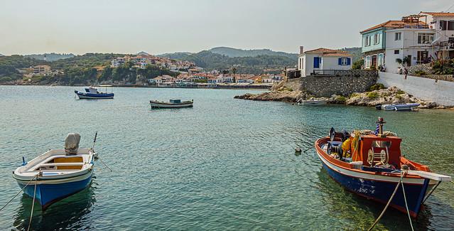 Town Harbour (Kokkari - Samos) (Panasonic Lumix S1 & Lumix S 24-105mm f4 Zoom) (1 of 1)