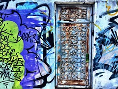 Decorated #door #bangkok #urbanhike
