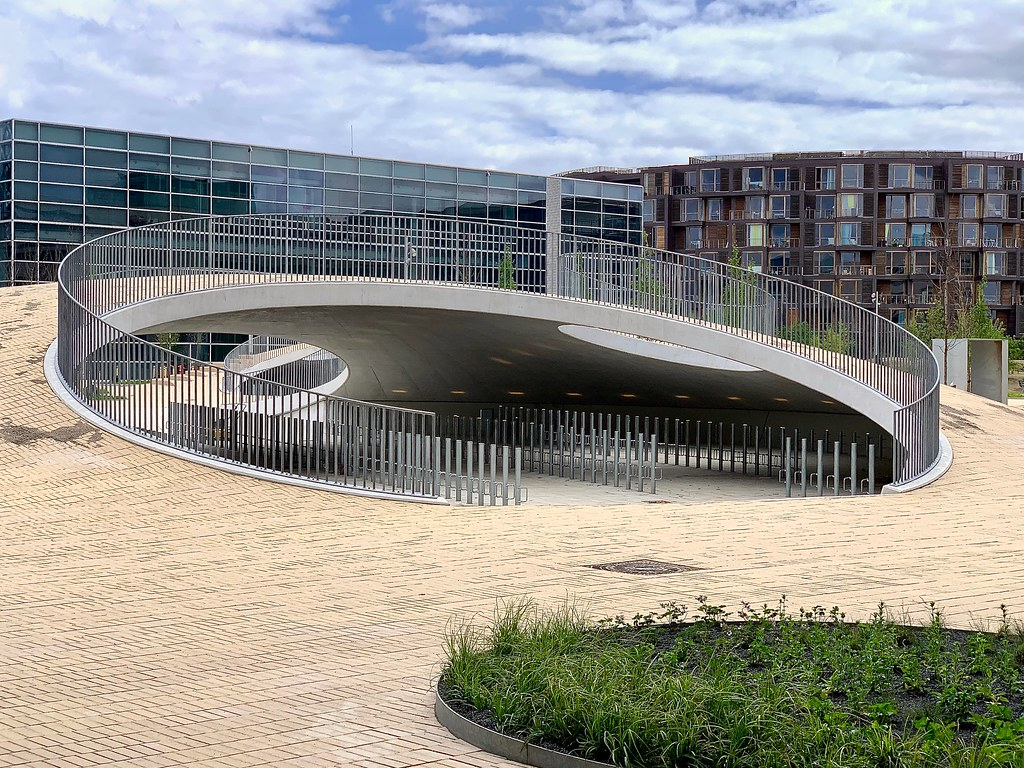 Karen Blixens Plads, University of Copenhagen, Denmark