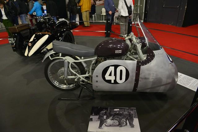 1956 Gnome et Rhône 175 L53 Bol d'Or