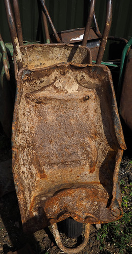 20190915-OMDEM1_1-P9150024-Old Wheelbarrow | by Lindsay Pennell