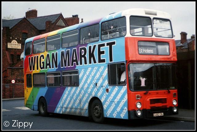 GM Buses - 1482 C482CBU