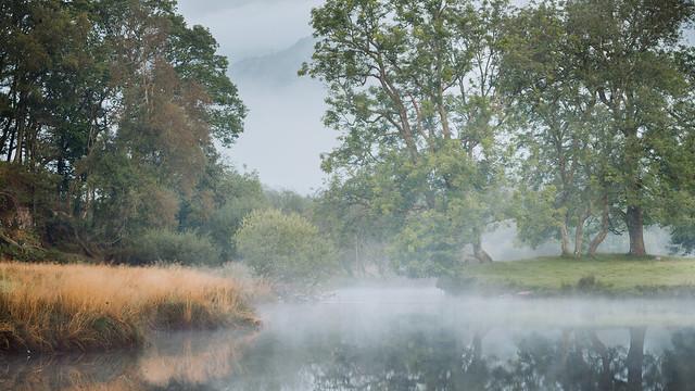River Brathay morning