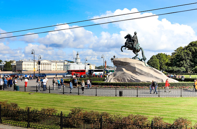 Moscow_St Petersburg