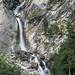 Tomuelbach Waterfall, Vals, Canton of Grisons, Switzerland