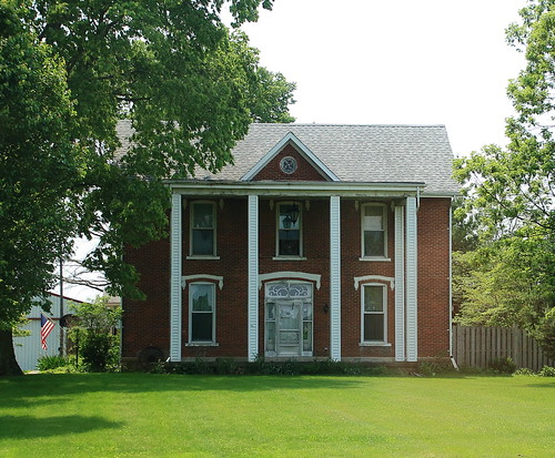 Old House -  Delphi, Indiana (Carroll County)
