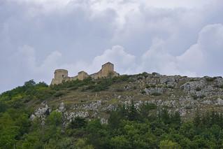 BOMINACO - IL CASTELLO 660m