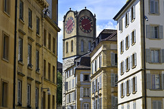 Neuchâtel. Tour de Diesse