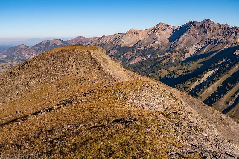 Ajax Peak Ridge