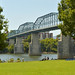 Relaxing at Coolidge Park posted by radargeek to Flickr