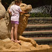 The lion tamer posted by radargeek to Flickr