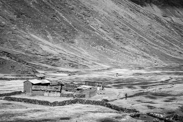 Valle rojo, Perú