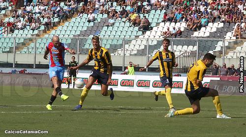 Catania-Viterbese 1-0: le pagelle rossazzurre$