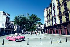 Riding in Style in Havana