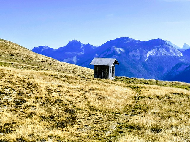 09.15.19. Ma cabane en Haute -Savoie