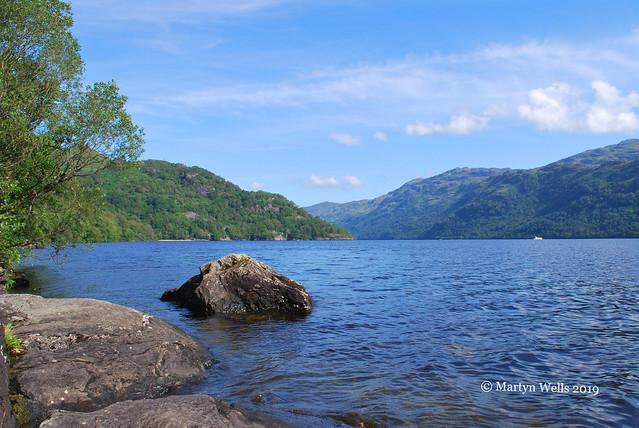 Magnificent Loch Lomond