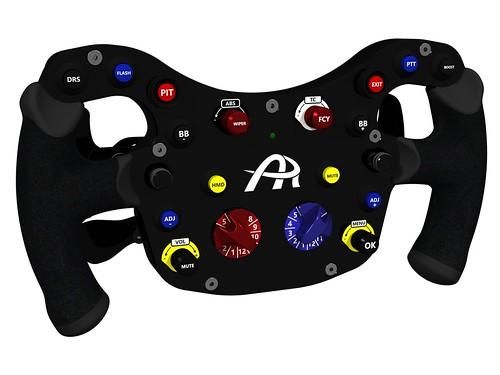 Ascher Racing F64-USB Wheel 1