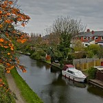 Canal at Preston