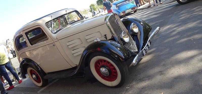 """Peugeot 201 Coupe modèle D dite """"Queue de Castor"""" 1934/36 48737739847_534fba95c5_c"""