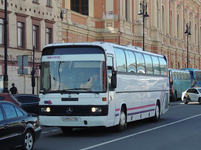 DSCN9961 Arant, Saint-Petersburg О 399 ХС 178