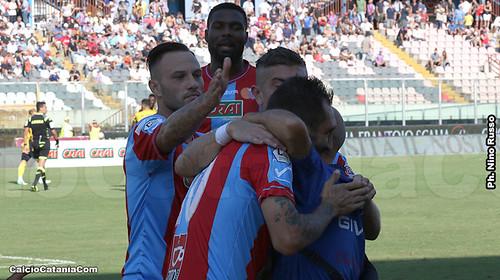 Catania-Viterbese 1-0: Ciccio Lodi firma tre punti pesanti per i rossazzurri