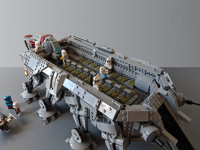 AT-OT with minifigs