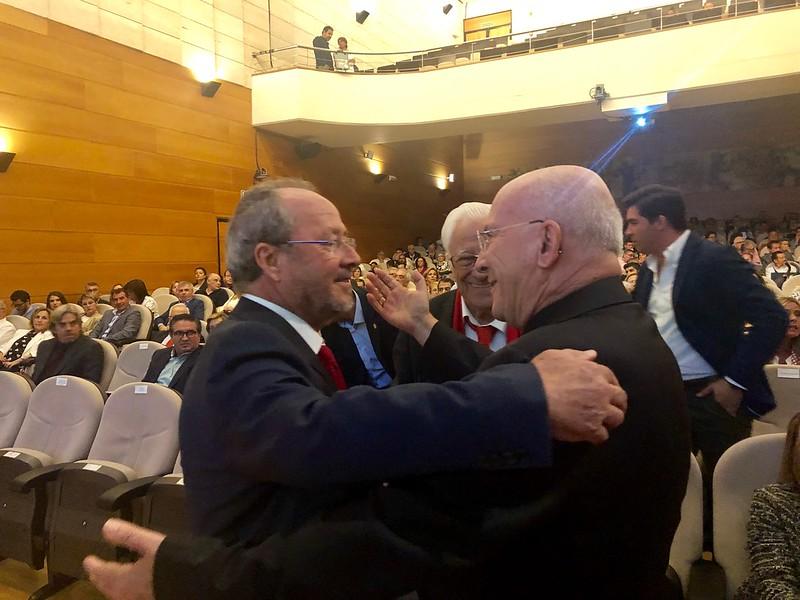 Amadeo Rodríguez y Julio Millán