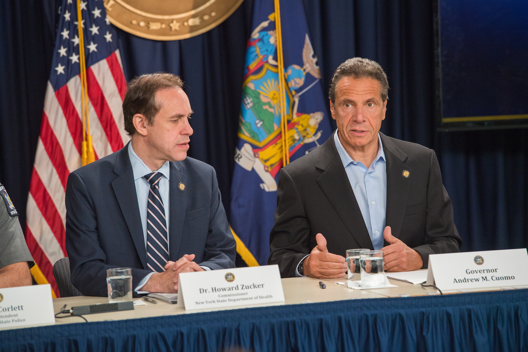 LATEST: Cuomo critical of counties who want to ban downstate migration (video)