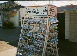 Postcards 25p - Ryde, Isle of Wight