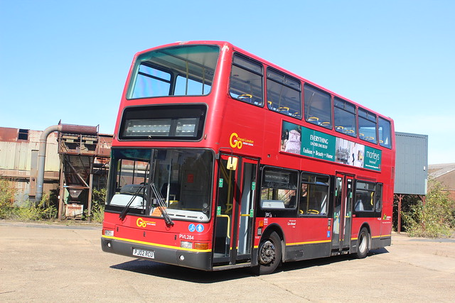 BBPG's Newest Arrival - Preserved London Central PVL284, PJ02RCU | Bromley Bus Preservation Group