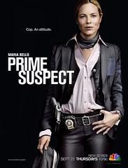 """TV serie """"PRIME SUSPECT"""""""